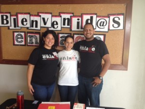 enlace student organizers dec 2013